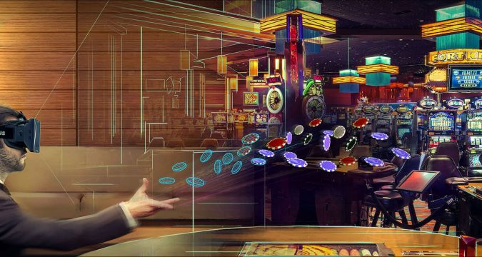 Image result for Virtual Reality Casinos Explained